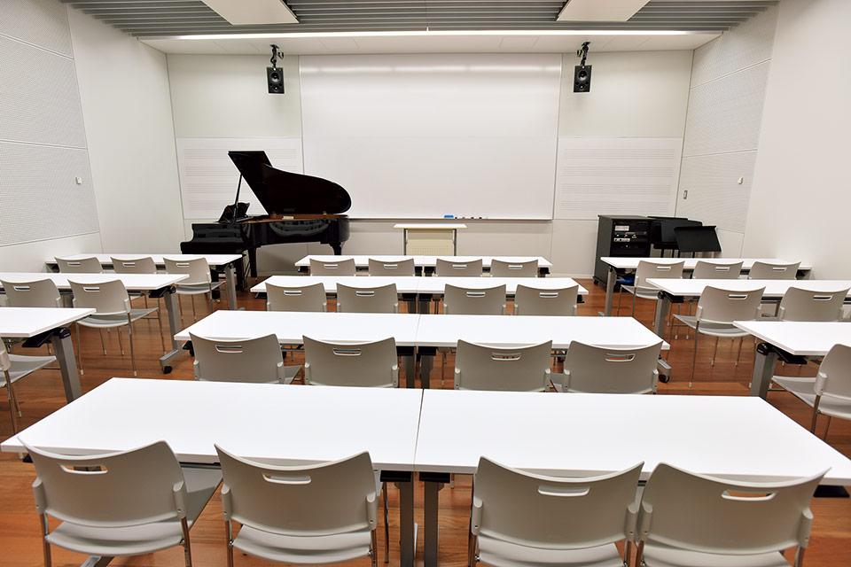 講義演習室
