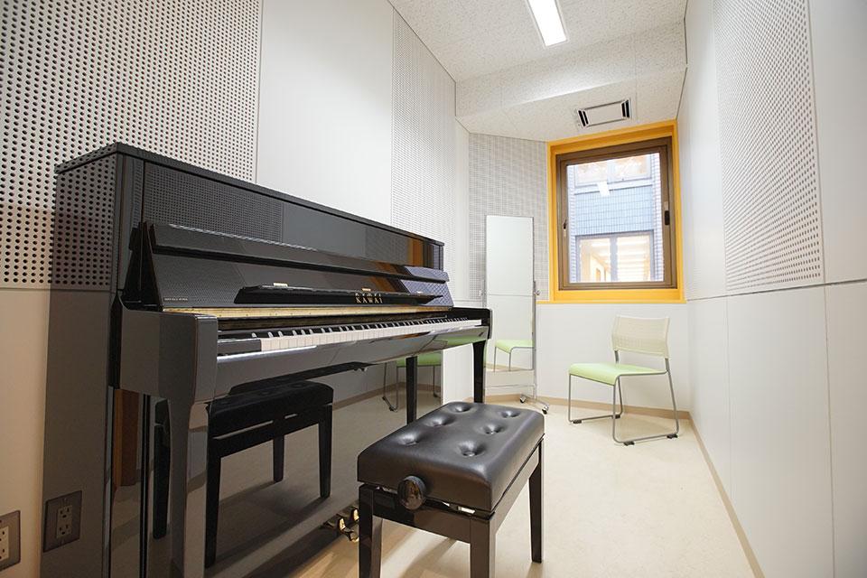 練習室 Small