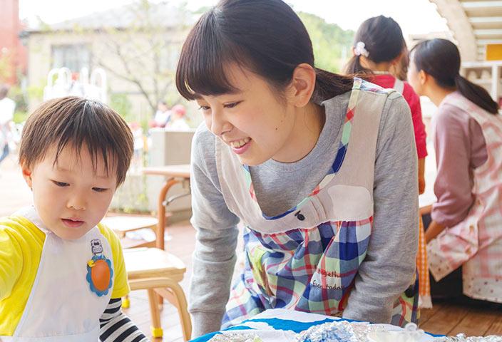 幼児教育保育科について