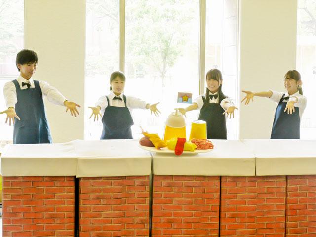 みんなの味方のお料理教室